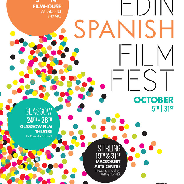 EDINBURGH SPANISH FILM FESTIVAL '17