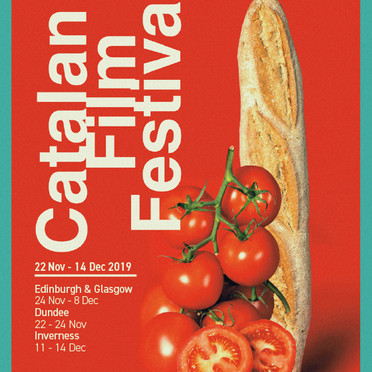 Catalan Film Fest - Art Direction & Graphic Design -