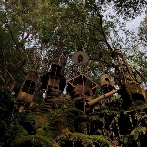 The Creator of the Jungle (Sobre la marxa)