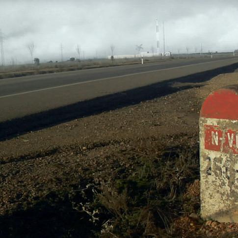 N-VI Vanishing Roadsides