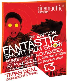 Fantastic Short Film Show November 2014