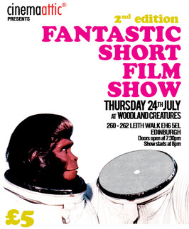 Fantastic Short Film Show July 2014