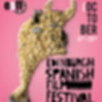 Edinburgh Spanish Film Festival 2016 Poster