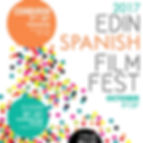Edinburgh Spanish Film Festival 2017 Poster
