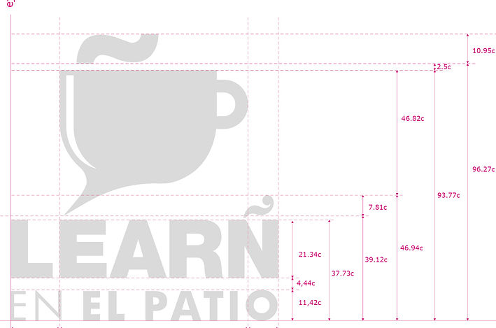 Learn en el Patio Logo