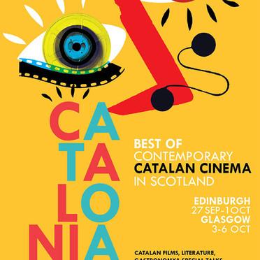 Catalonian film festival 2017  -Graphic Design & Printing-