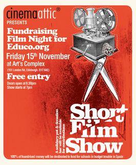 Fundraising Film Night For Educo