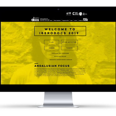 IberoDocs 2019 -Web Design-