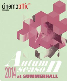Autumn Season at Summerhall 2014