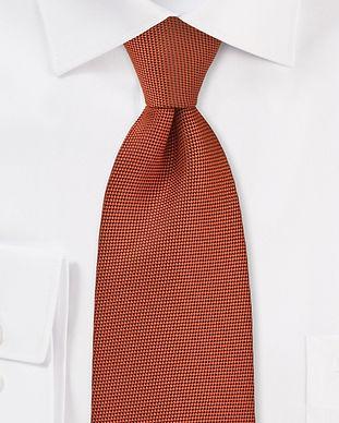 Burnt-Orange-Tie-with-Matte-Finish.jpg
