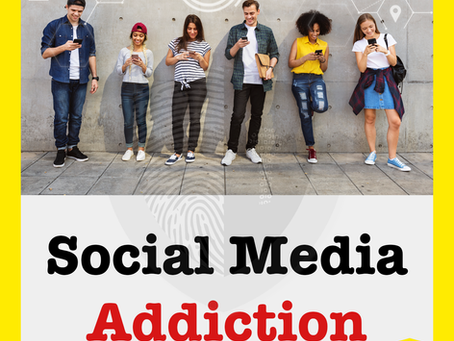 Few interesting facts about Social media addiction