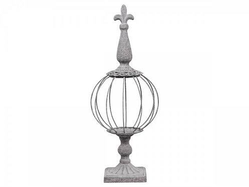 Chic Antique - Fransk Dekor m. spir H29 cm.