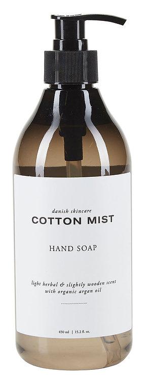 Bahne SPA - Håndsæbe 'Cotton Mist' - 450ml