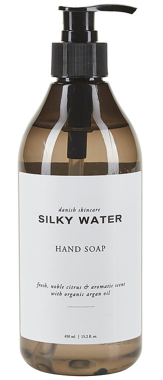 Bahne SPA - Håndsæbe 'Silky Water' - 450ml