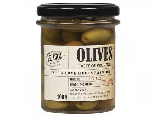 Le Cru - Oliven - Herbes De Provence 100g.