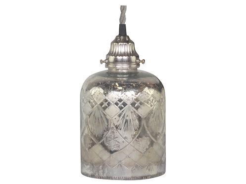 Chic Antique - Lampe m. Mønster