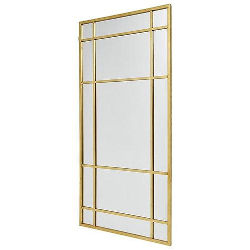 Nordal - Spirit Vægspejl - Guld