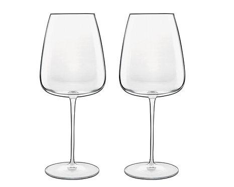 Luigi Bormioli - Talismano - Rødvinsglas Bordeaux 70cl (2stk.)