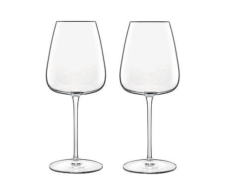 Luigi Bormioli - Talismano - Hvidvinsglas Chardonnay 45cl (2stk.)
