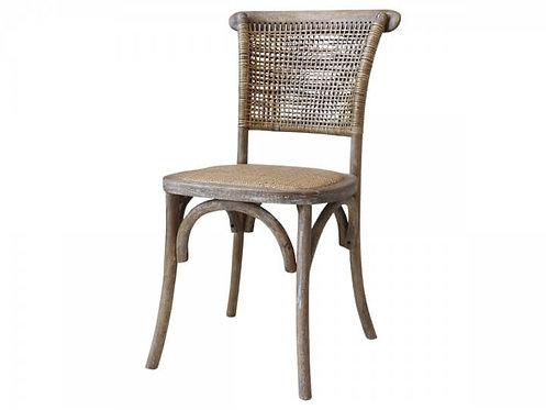 Chic Antique - Fransk Spisebordsstol m. flet