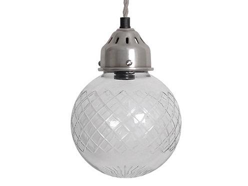 Chic Antique - Lampe Kugle m. Slipning