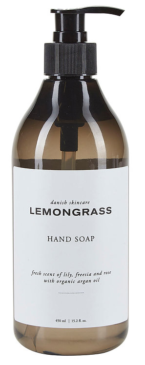Bahne SPA - Håndsæbe 'Lemon Grass' - 450ml
