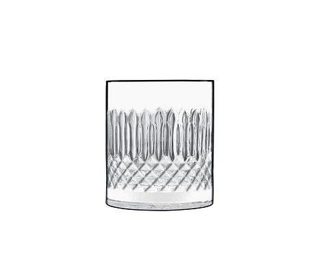 Luigi Bormioli - Diamante - Vand-/WhiskyGlas 38cl (4stk.)