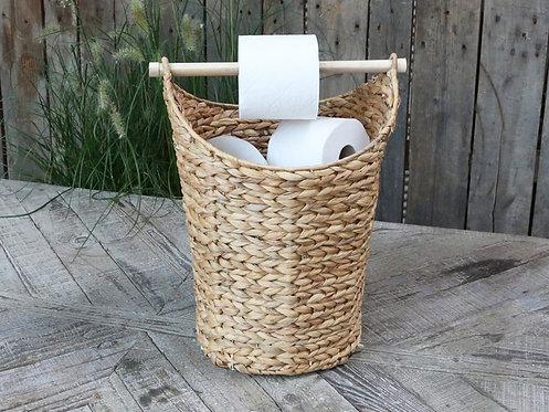 Chic Antique - Kurv m. Toiletrulleholder