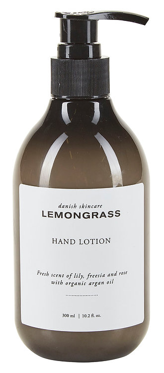 Bahne SPA - Hånd lotion 'Lemon Grass' - 300ml