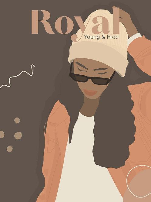 Royal: A Prevention Magazine for Teen Girls
