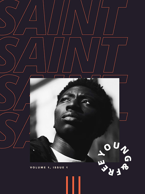 Saint: A Prevention Magazine for Teen Boys