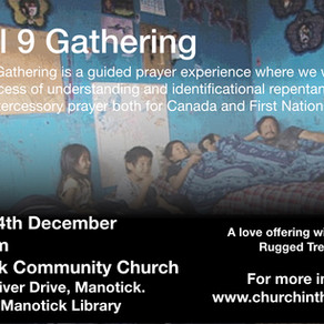 Call to Prayer for Our First Nations - PB #44