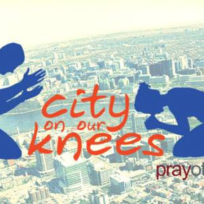City on Our Knees - PB #48