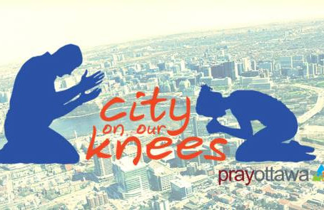 City on Our Knees - Friday 22nd January 2021