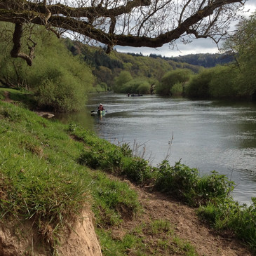 The Wye at Rocklands