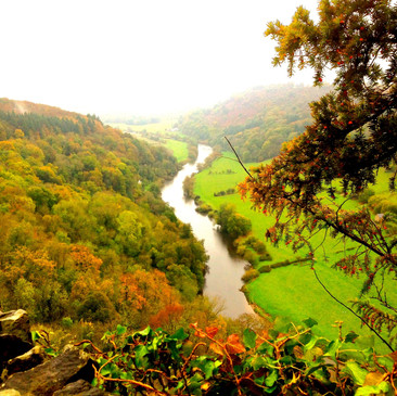 View to Rocklands from Symonds Yat