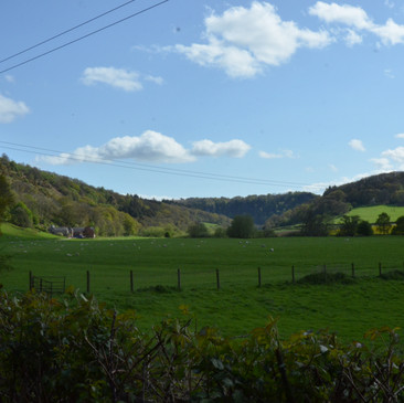 Wye Valley from Rocklands
