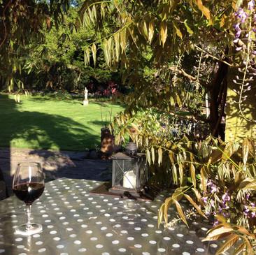 Garden from Veranda