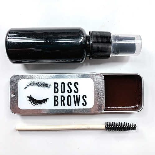 Tinted Boss Brows