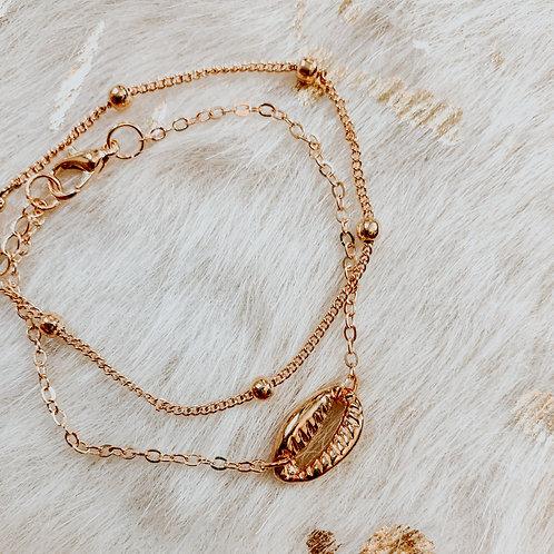 Cowrie-Go-Round Bracelets