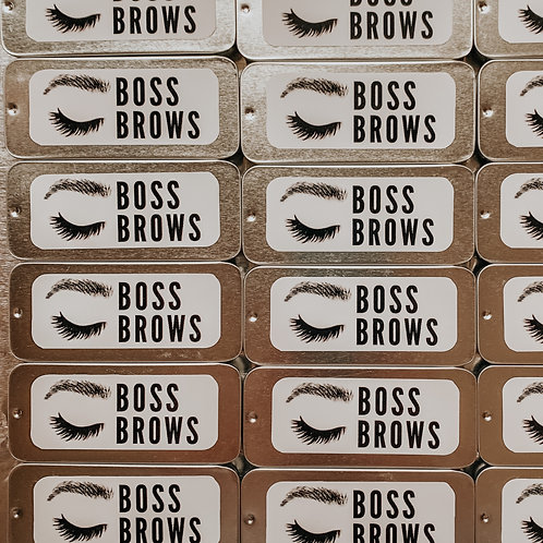 Wholesale Boss Brows Brow Soap