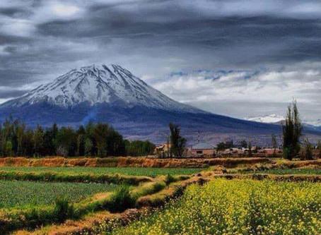 Arequipa, ciudad blanca de mi amor