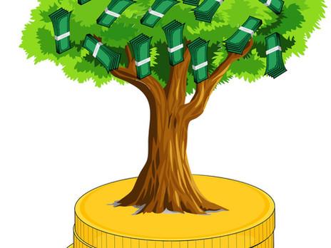 כסף לא צומח על העצים?