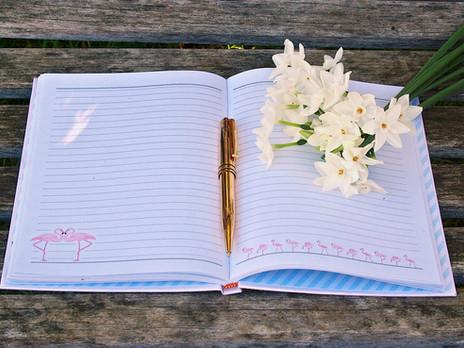 על הכתיבה