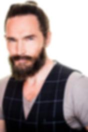Actor Justin Ellis-Johnson