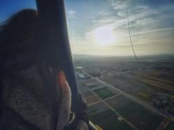 Hot Air Balloon/Aviation Lifestyle