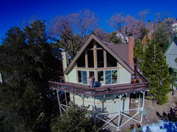 Drone Aerial Real estate photography