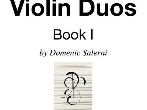 Violin Duos Book I
