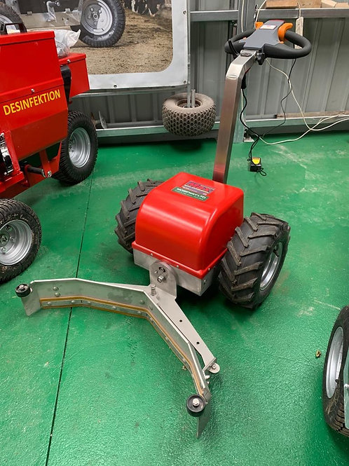 RMH - Max Electric Yard Scraper