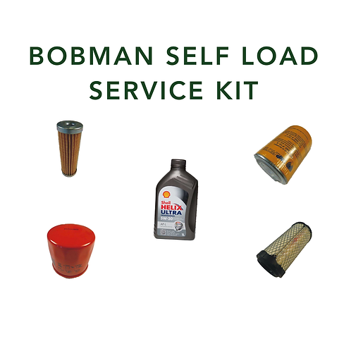 Service Kit - SELF LOAD - KUBOTA